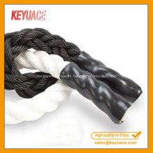 Luva do reparo da contração térmica do PVC da corda do treinamento