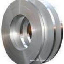 8011 Bobina de aluminio para fabricar tapones de botellas