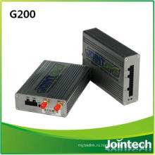 Система мониторинга генератора с датчиком расхода топлива
