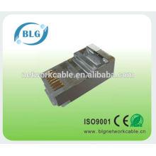 BLG FTP Lan cabo RJ45 8p8c conector