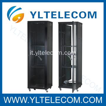 "Rete mobile 19"" 18U a 45U 600 * 600mm"
