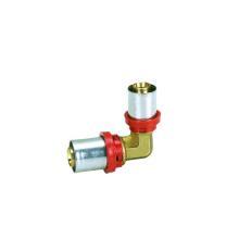 Равный локоть (Hz8505 пресс-фитинги) для KTM Алюминиевый пластиковые трубы