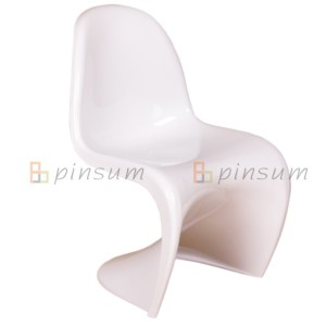Plastic Verner Panton Chair ABS or S chair