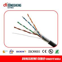 Padrão Europeu RoHS Ce Data Cable CAT6