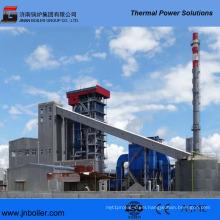 75 T/H Bituminous Coal/Anthracite/Lignite Fired CFB Boiler