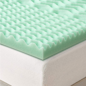 Comfity Matelas durable Topper Queen Cooling
