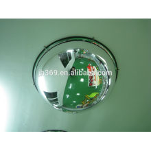 32 inch 360 degree road acrylic dome convex mirror