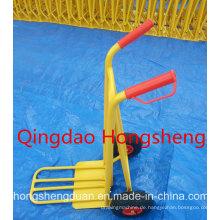 Guter Preis hergestellt in China Ht1826 Gewicht 11kg Handwagen