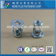 Made in Taiwan High Quality Extra Long Steel Jack Nut