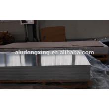 Placa / folha de alumínio para liga de construção 1235