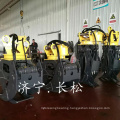 Top quality excavator attachments hydraulic log grapple