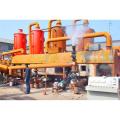 Máquina de carbonización de aserrín de alta eficiencia para carbón en venta
