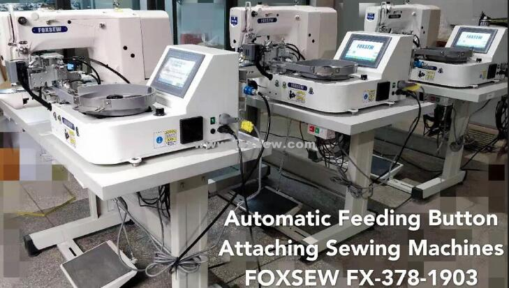 Automatic Button Feeder Fx 38809999