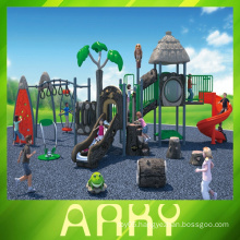2014 hot outdoor playground for children