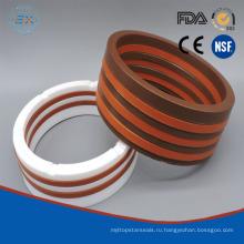 Упаковки vee в Инженерный пластик или тефлон/тефлон Материал