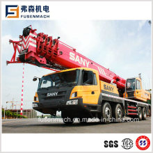 50tons 5 Section 43m Mobile Truck Crane Stc500