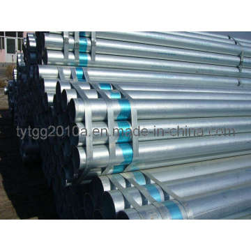 Thick Wall Galvanized Pipe