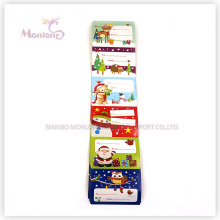 Messages Gift Tags for Holiday