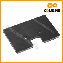 rubber paddle for agriculture machinery