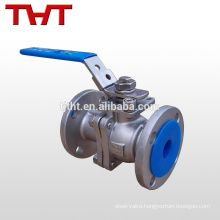 3 inch flange casting steel reduce ball valves