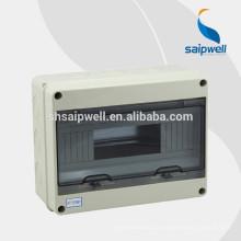 Saip / Saipwell Высококачественная водонепроницаемая распределительная коробка с сертификацией CE 1WAY ~ 24WAY