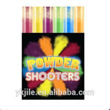 Nouvelle poudre de Holi aucun canon de confettis de feux d'artifice pour la fête et le mariage