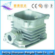 China fornecedor personalizado Die Casting Titanium Metal isqueiro caso