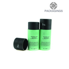 Perfume cardboard tube package for cosmetic