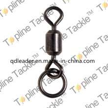 Fishing Rolling Swivel with Ring in China