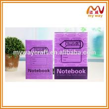 Korean students exercise books,B5 notepad, cheap exercise books