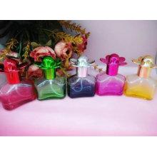 Botellas de vidrio de perfume de lujo con calidad superior
