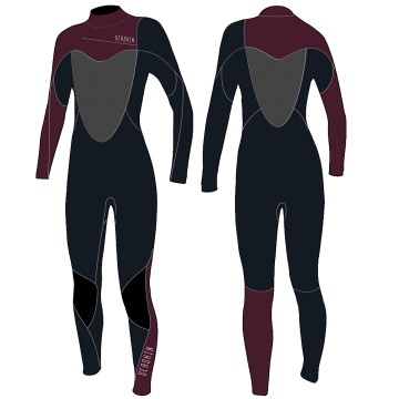 Traje de neopreno de mujer Stretch Steamer 4 / 3mm Seaskin