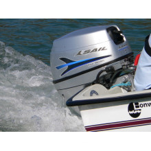 RIB Boat 3M with Outboard Motor 4-Stroke 9.9HP