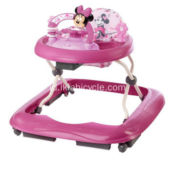 360 Derajat Rotating Inflatable Baby Walker