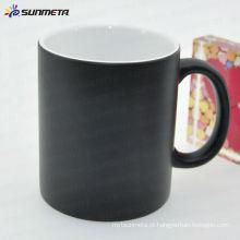 Caneca térmica cerâmica boa para a fonte da fábrica dom