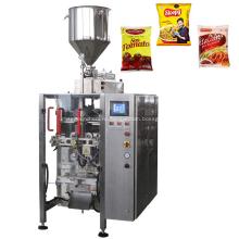 Машина для упаковки перца чили и томатной пасты