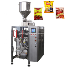 Chilli And Tomato Paste Packaging Machine