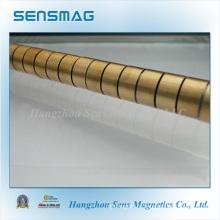 Мощная постоянная магнитная сборка NdFeB для промышленного применения