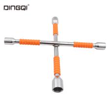 Llave cruzada de rueda DingQi Llave de rueda multiplicadora