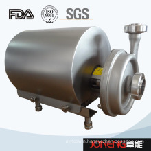 Stainless Steel Food Grade Round Cover Centrifugal Pump