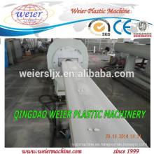 Alta calidad de PVC UPVC tubos fabricación línea de la máquina