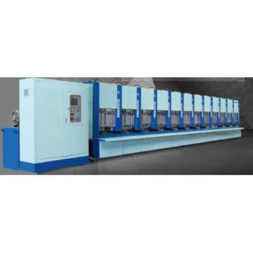 Machine de moulage écumante sous vide complètement automatique avec l'approbation de la CE
