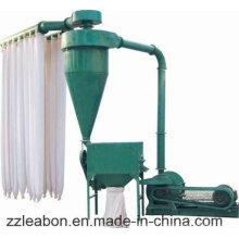 Machine de poudre de biomasse de paille de bois de rendement élevé