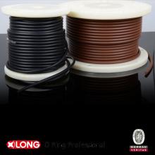 Прохладный черный и коричневый и хорошее качество Буна резиновый шнур
