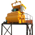 JS750 large capacity automatic self loading concrete mixer for sale