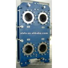 JQ1 Plattenwärmetauscher für Wasser, kleine Wärmetauscher