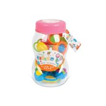 Детские интересом Пластиковые Трещотки младенца колокольчик для продажи (10220321)