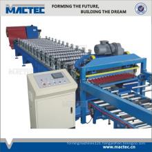 Corrugation sheet roll forming
