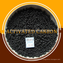 CTC 60 Coal Based Columnar Aktivkohle 4mm für die Gasadsorption