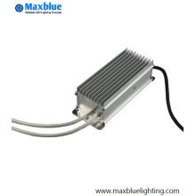 Pilote de bande à LED imperméable à l'eau DC12V de 60W